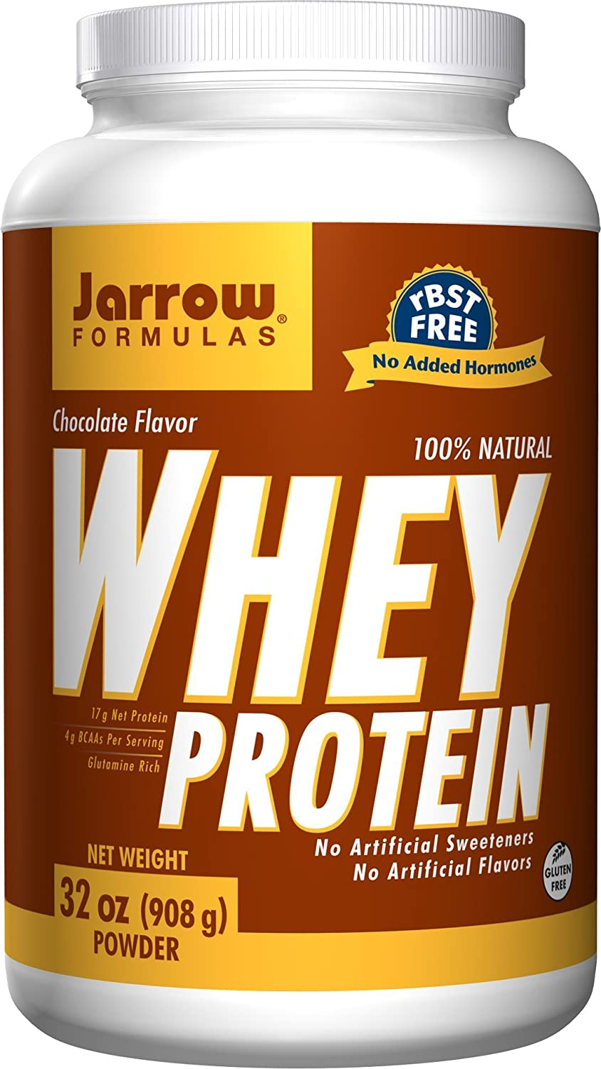 Jarrow Formulas Whey Protein, 908 grams Review