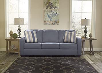 Vintage Casual Sofa in Slate