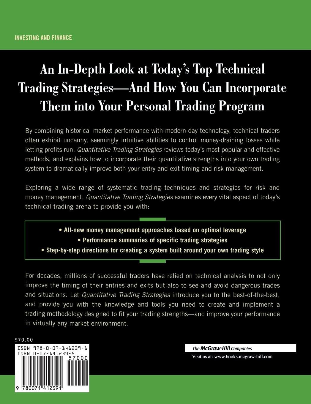 Backtesting of trading strategies jobs