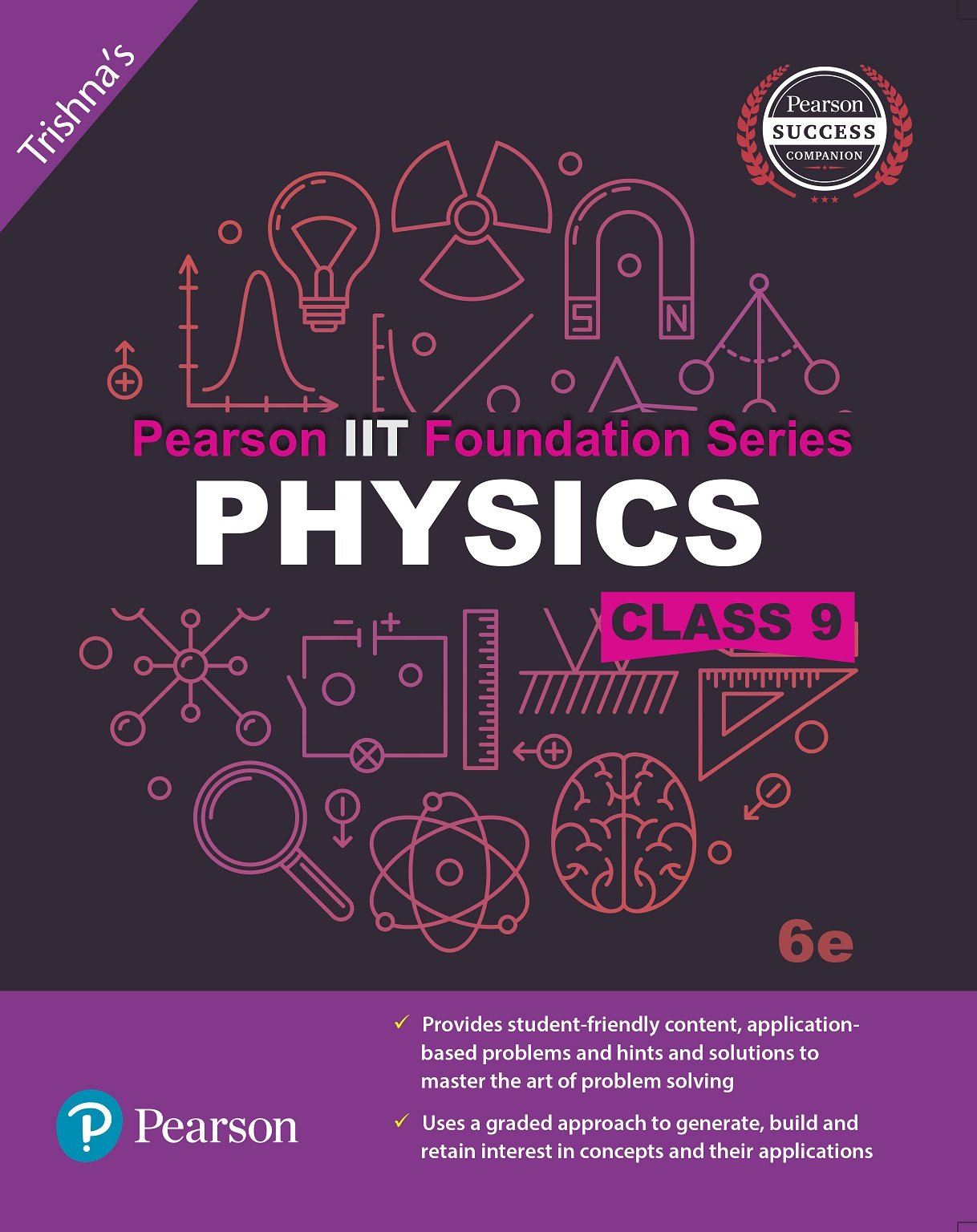 buy pearson iit foundation physics class book online at low buy pearson iit foundation physics class 9 book online at low prices in pearson iit foundation physics class 9 reviews ratings in