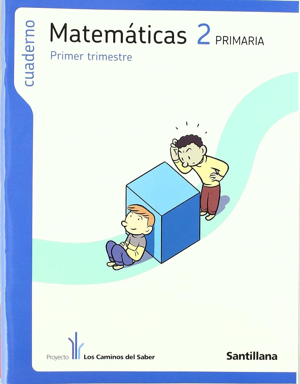Cuadernillo Mates 2º