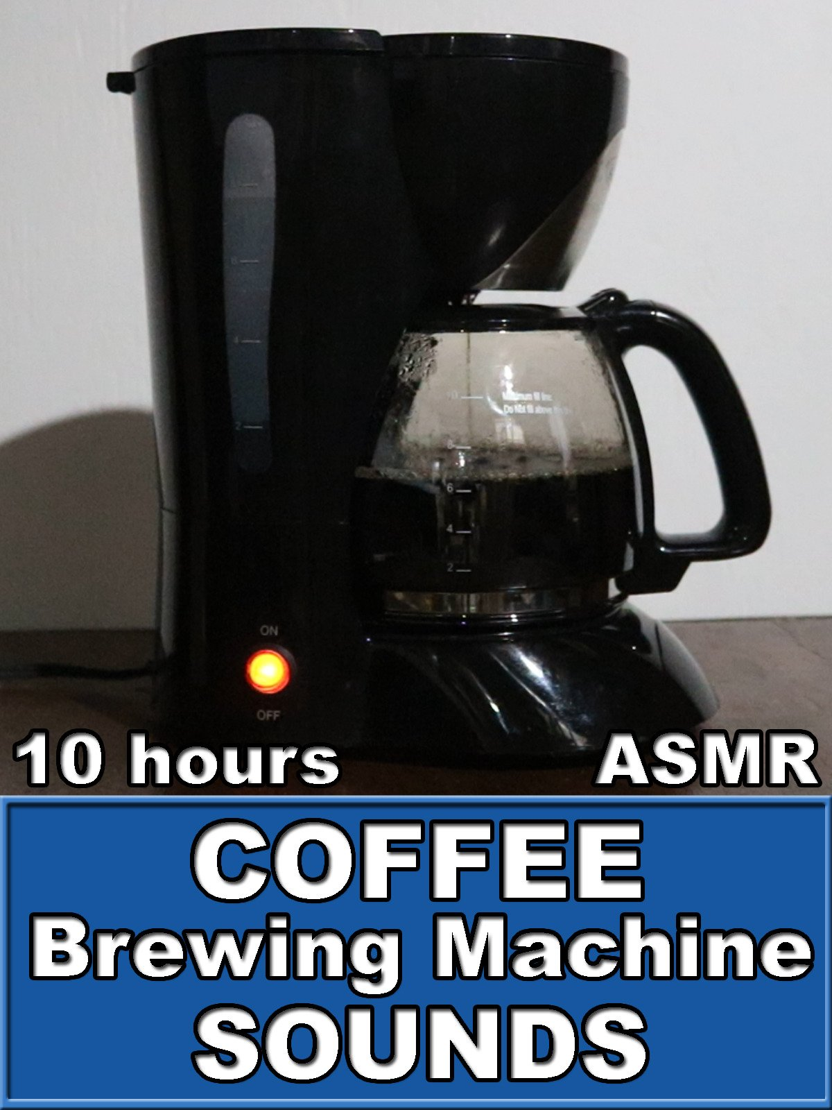 Coffee Brewing Machine Sounds 10 Hours ASMR