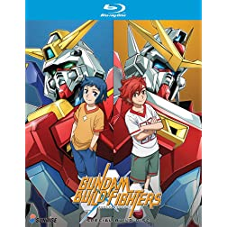 Gundam Build Fighters Special Build Disc [Blu-ray]