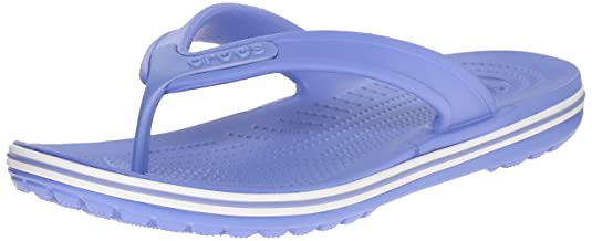 d1bf0f0c3 Crocs Unisex Crocband LoPro Flip Flops Thong Sandals available at Amazon  for Rs.1018.84