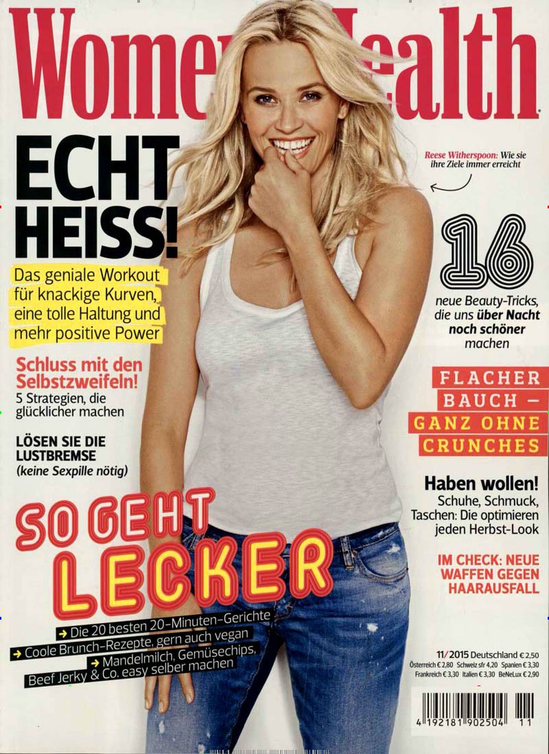 Womens Health Pocket Jahresabo