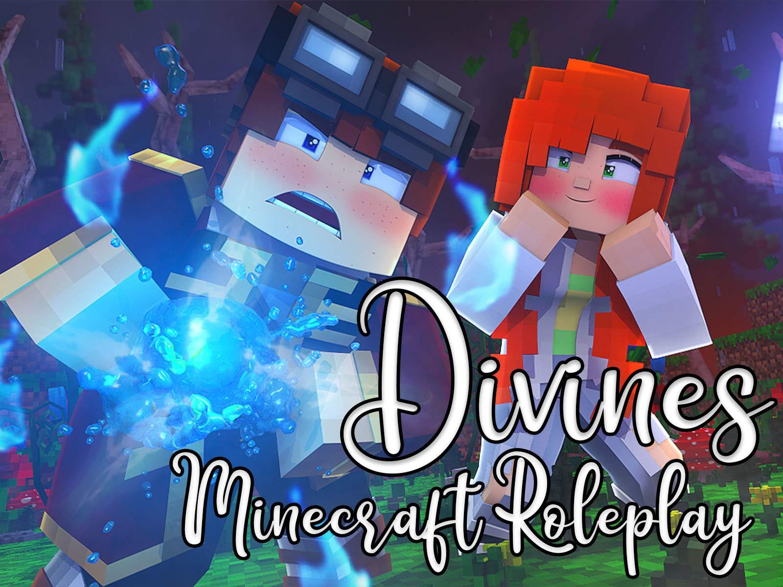 Divines (Minecraft Roleplay) - Season 2