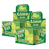 Twang Lime Flavored Salt, Twangerz 2 Pack, Flavor Blends, 1 Gram Packets, 400 count