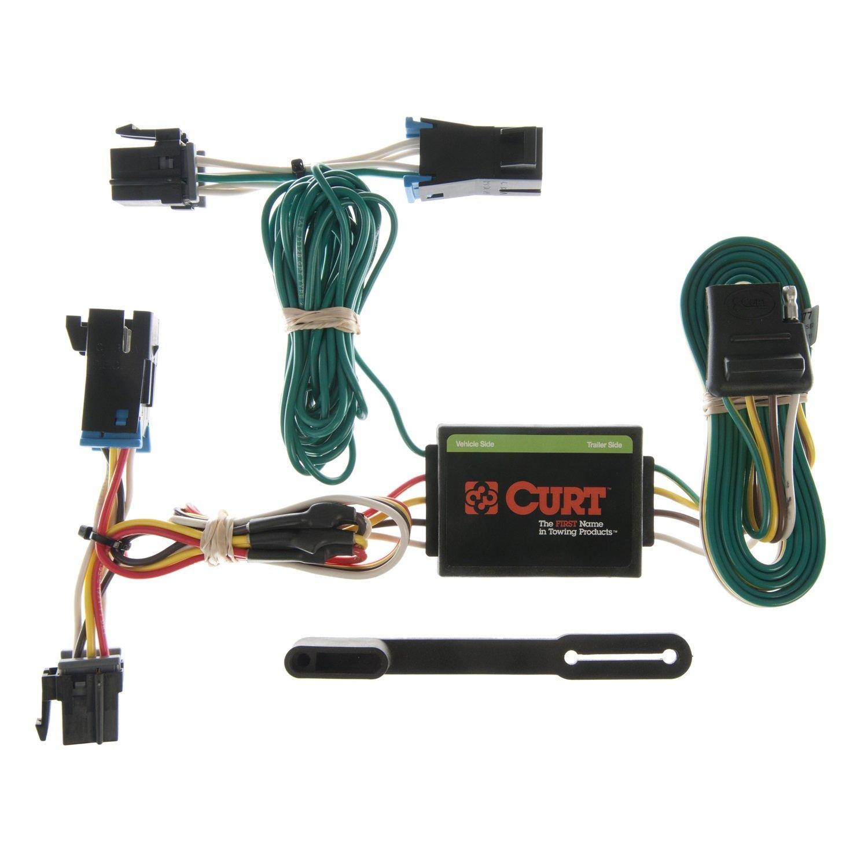 CURT 55377 T-Connector curt 51434 brake control harness