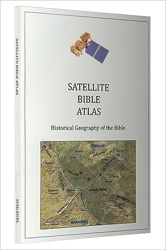 The Satellite Bible Atlas