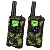 DIMY Toys for 3-8 Year Old Boys, Teen Girl Gifts, Walkie Talkies for Kids Teen Boy Gifts Birthday Presents Mothers Day Gifts Green DJ91