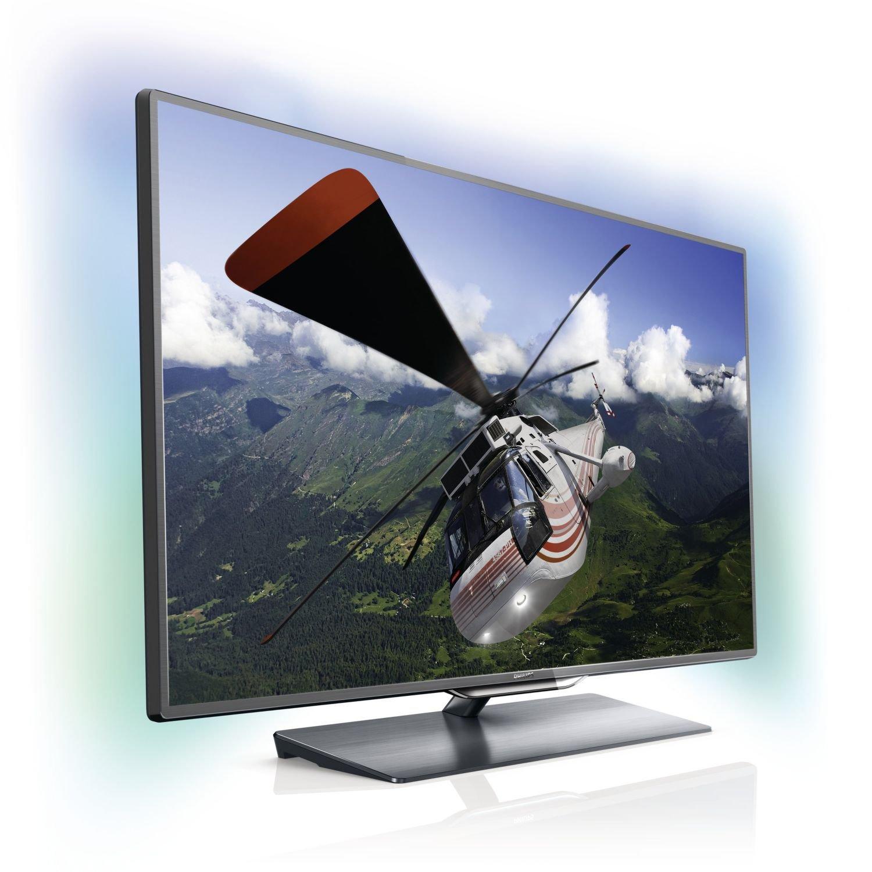 3D LED TV 55 Philips 55PFL8007K (Ambilight Spectra XL, Full HD, DVB T/ C/ S2, 800 Hz) nur 1995€ (Preisvergleich 2200€)