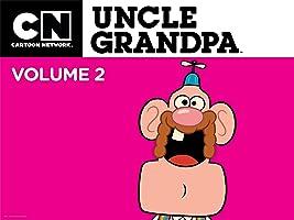 Uncle Grandpa Season 2