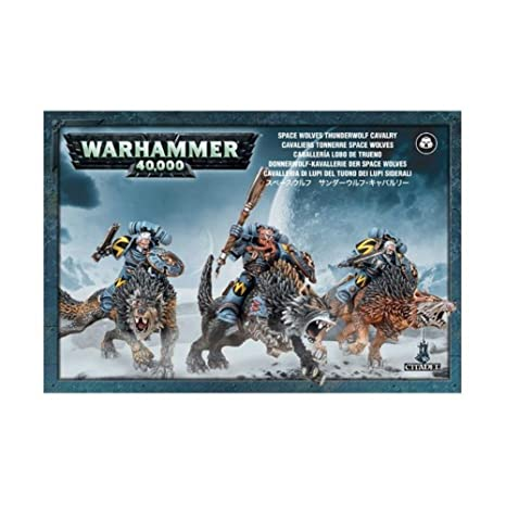 Cavaliers Tonnerre Space Wolves