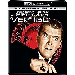 Vertigo [4K Ultra HD + Blu-ray]