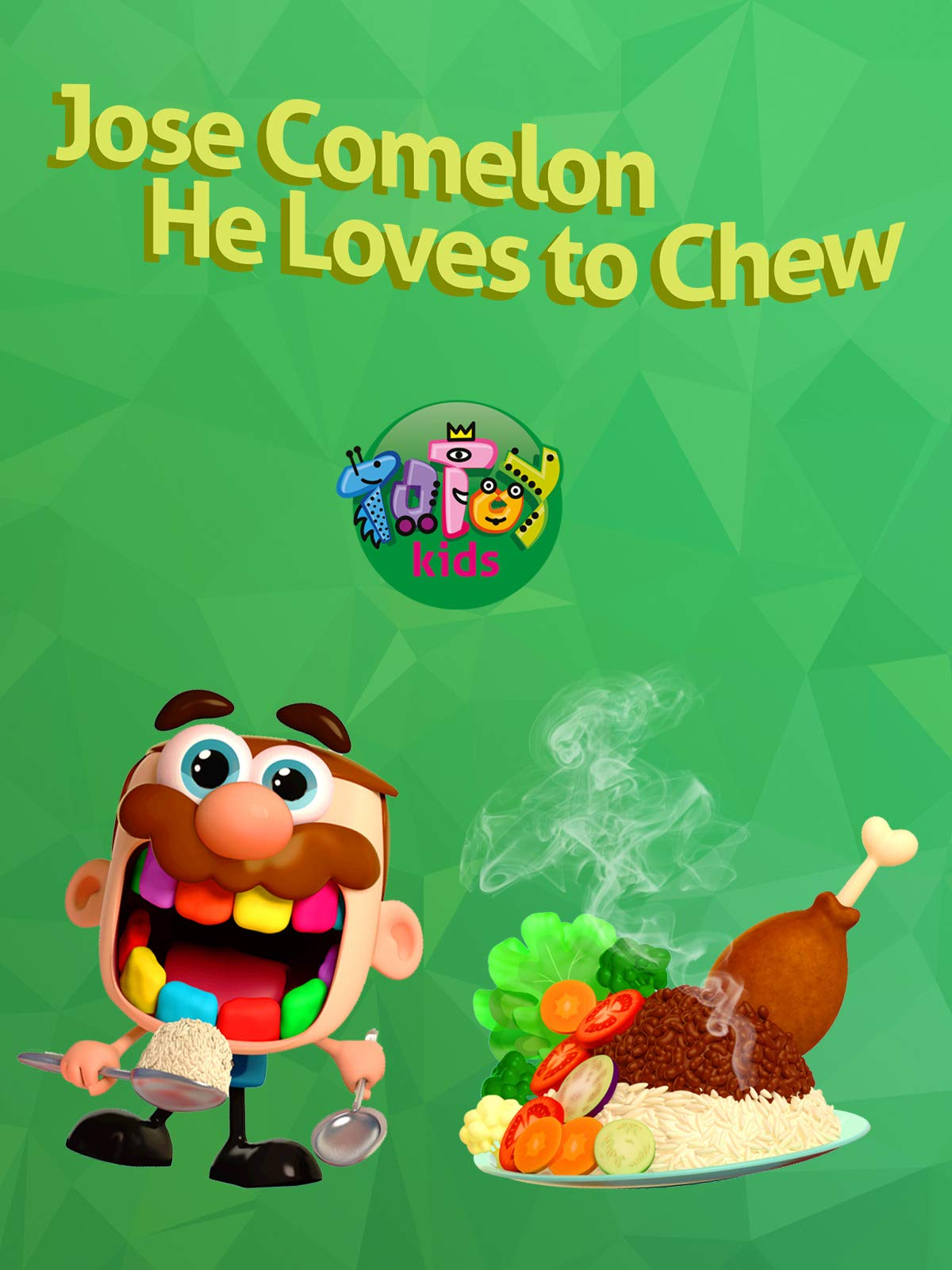 Jose Comelon - He Loves To Chew On on Amazon Prime Instant Video UK