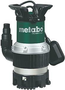 Metabo 251600000 KombiTauchpumpe TPS16000S, 970W, 230Volt, 50Hz  BaumarktKundenbewertung und weitere Informationen