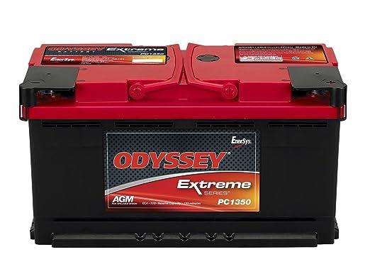 Odyssey Batteries PC1350-A Automotive/Light Truck DIN Lead Post Battery