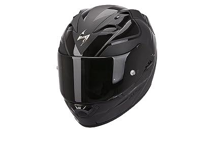 Scorpion eXO - 1200 casque intégral aIR fREEWAY-noir mat/brillant
