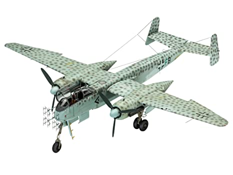 Revell 03928 Maquette - Avion Heinkel Nightfighter He219 A-0