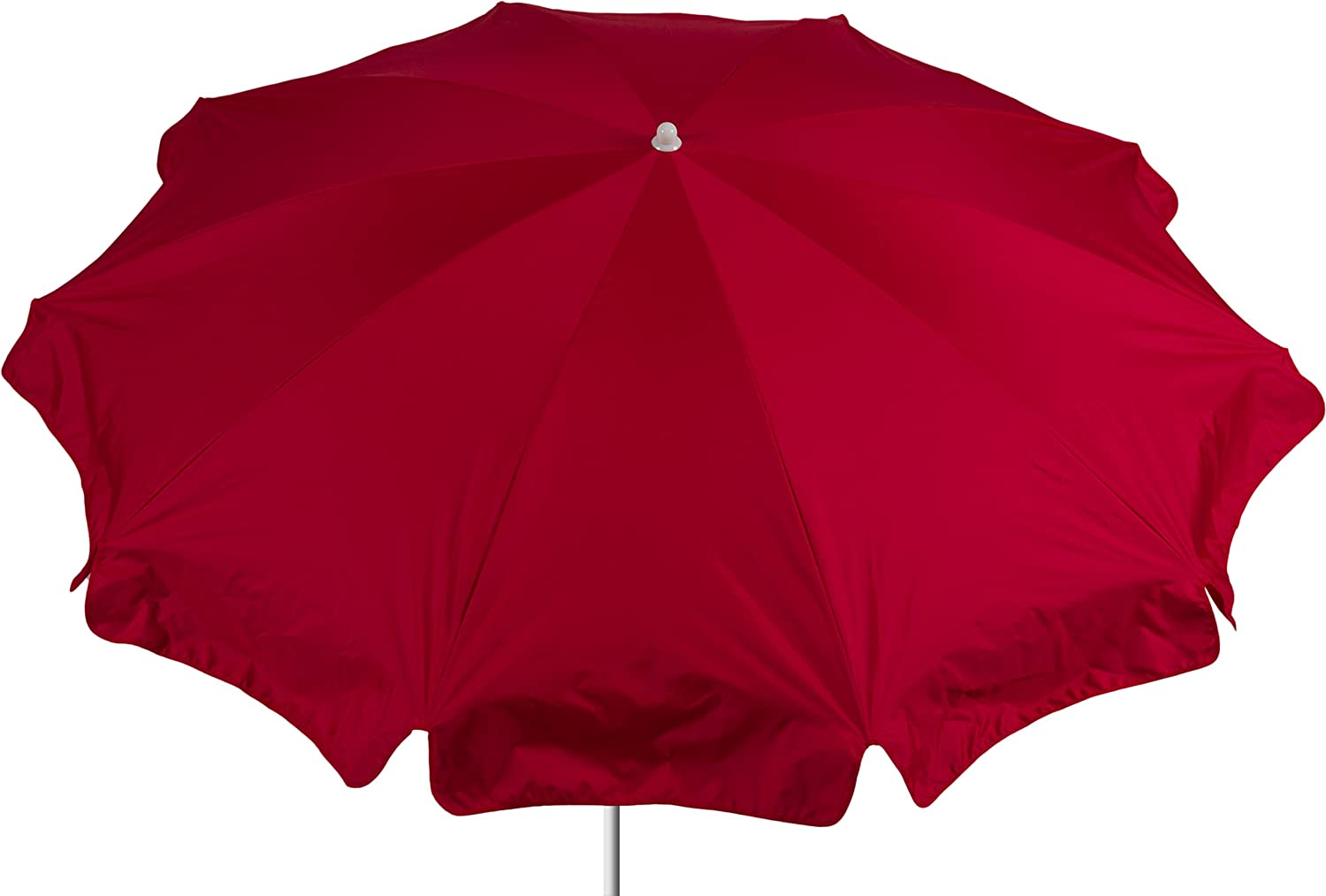 beo Sonnenschirme wasserabweisender, rund, Durchmesser 200 cm, rot jetzt bestellen