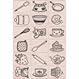Hero Arts Ink and Stamp Set, Cook It (Color: Cook It)