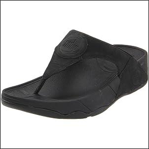 Fitflop Womens Walkstar 3 Nubuk Sandal
