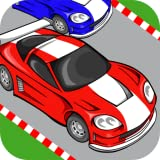 Car Race Game for Toddlers and Kids