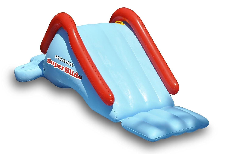 Super Slide Inflatable Pool Toy