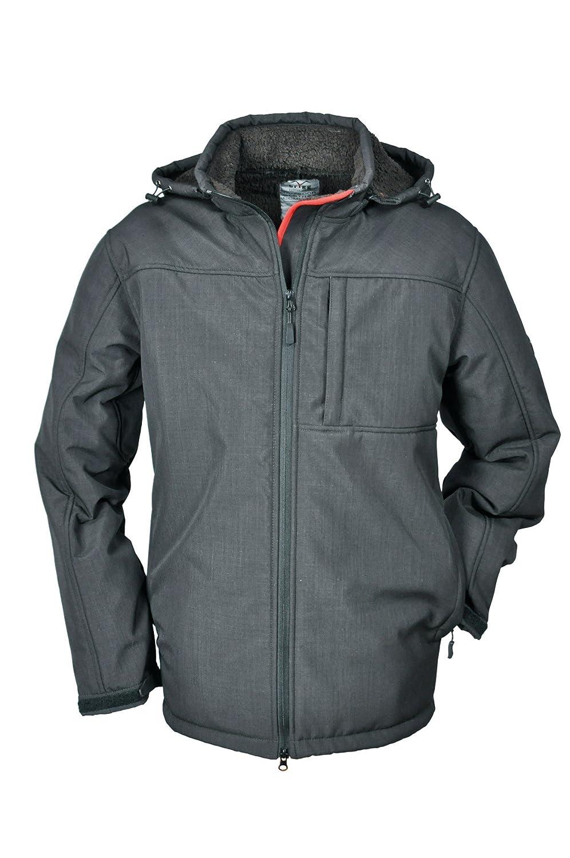 Brigg – Herren Softshell Jacke in Schwarz oder Blau (10 776 706) günstig