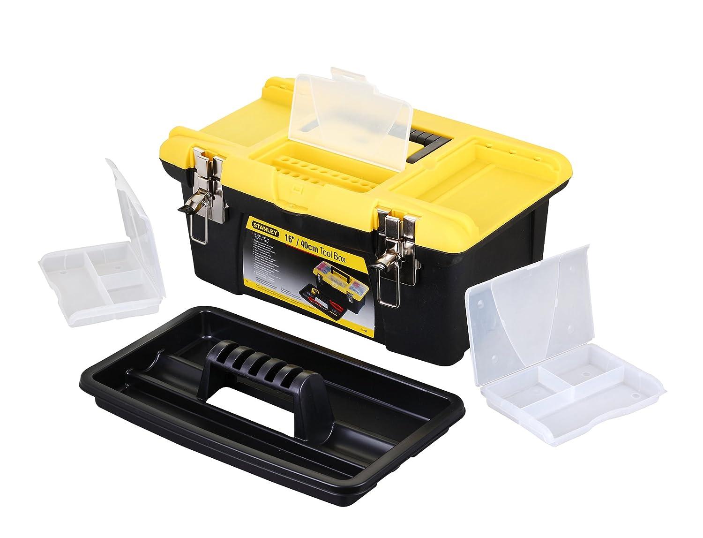 Chollo cajas de herramientas desde 14 cholloexperto - Caja de herramientas stanley ...