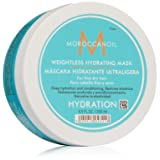 MOROCCANOIL Weightless Hydrating Mask Fragrance Originale, 8.5 Fl. Oz. (Tamaño: 8.5 fl oz)