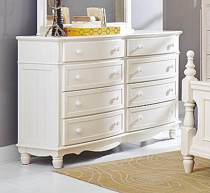 Homelegance Clementine Dresser In White