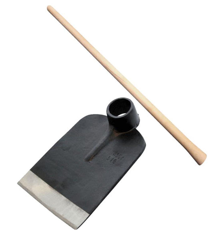 Good quality garden tool 3lb hoe head wooden handle for Good quality garden tools