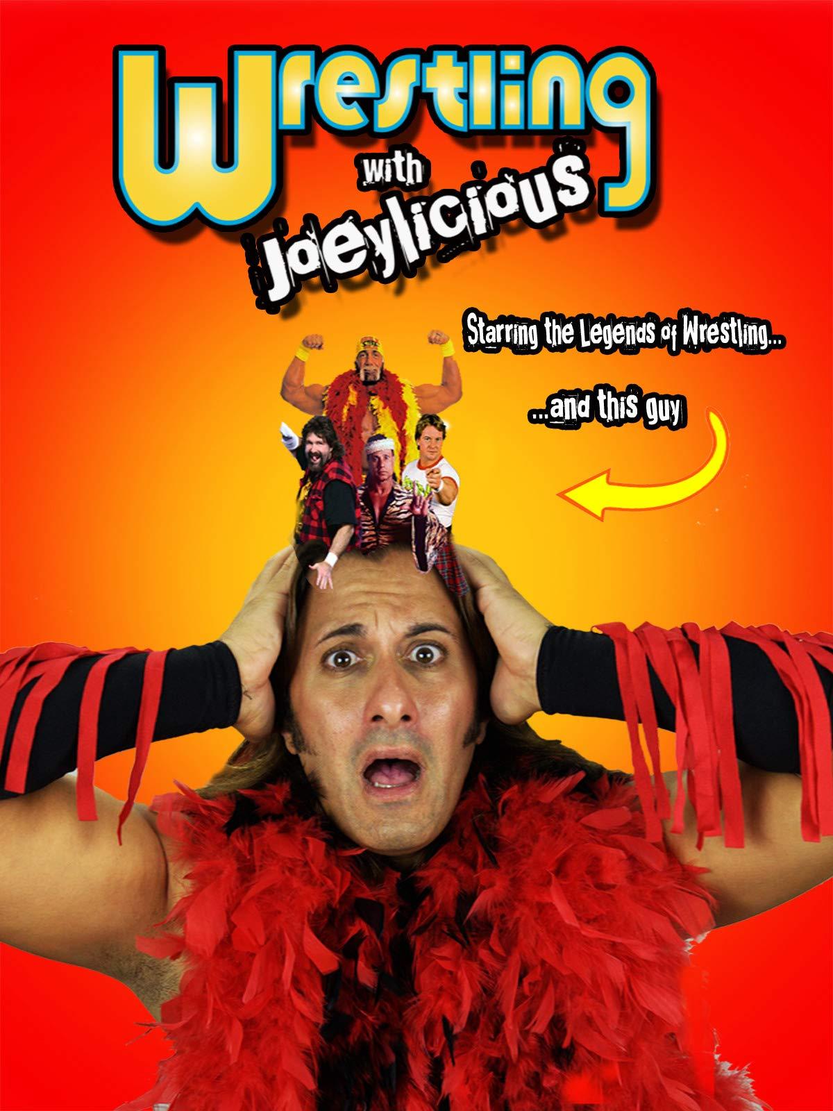 "Wrestling With Joeylicious - Jimmy ""Superfly"" Snuka"
