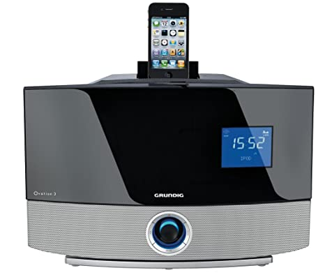 Grundig Ovation 3 CDS 8000 IP Système Audio