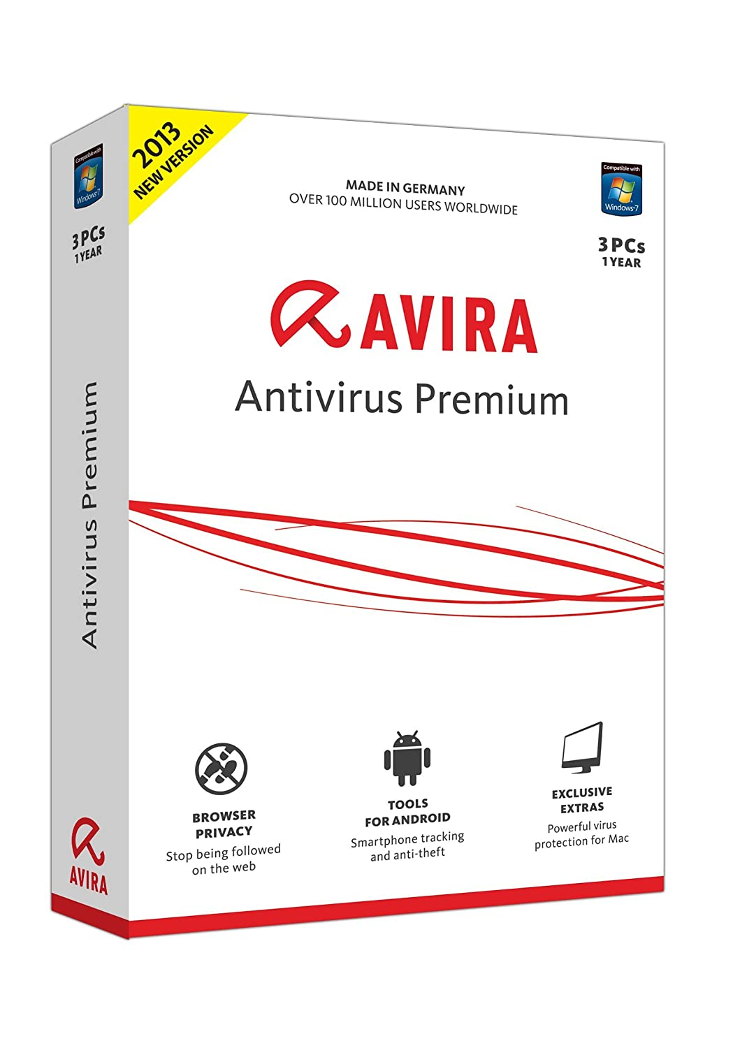 Avira premium crack lifetime use