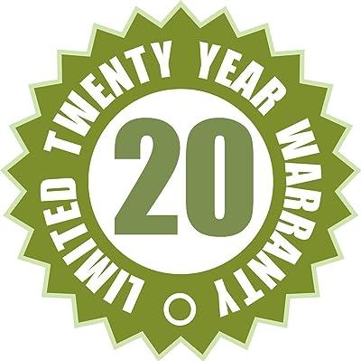 mattress 20-year limited warranty