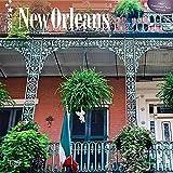 New Orleans 2015 Wall Calendar