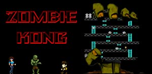 Zombie Kong 1 Platform Game by RetroRemix
