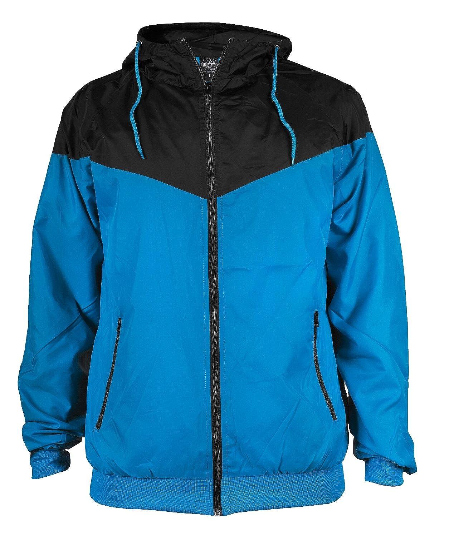 "Urban : ""Arrow Windrunner"" Size: L, Color: turquoise-black …TB148 günstig online kaufen"