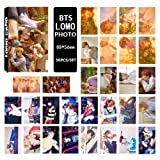 Kpop BTS Bangtan Boys [Love Yourself ? 'HER' ] Photo Postcard Lomo Cards Set Gift for A.R.M.Y (H05-30 Pcs)