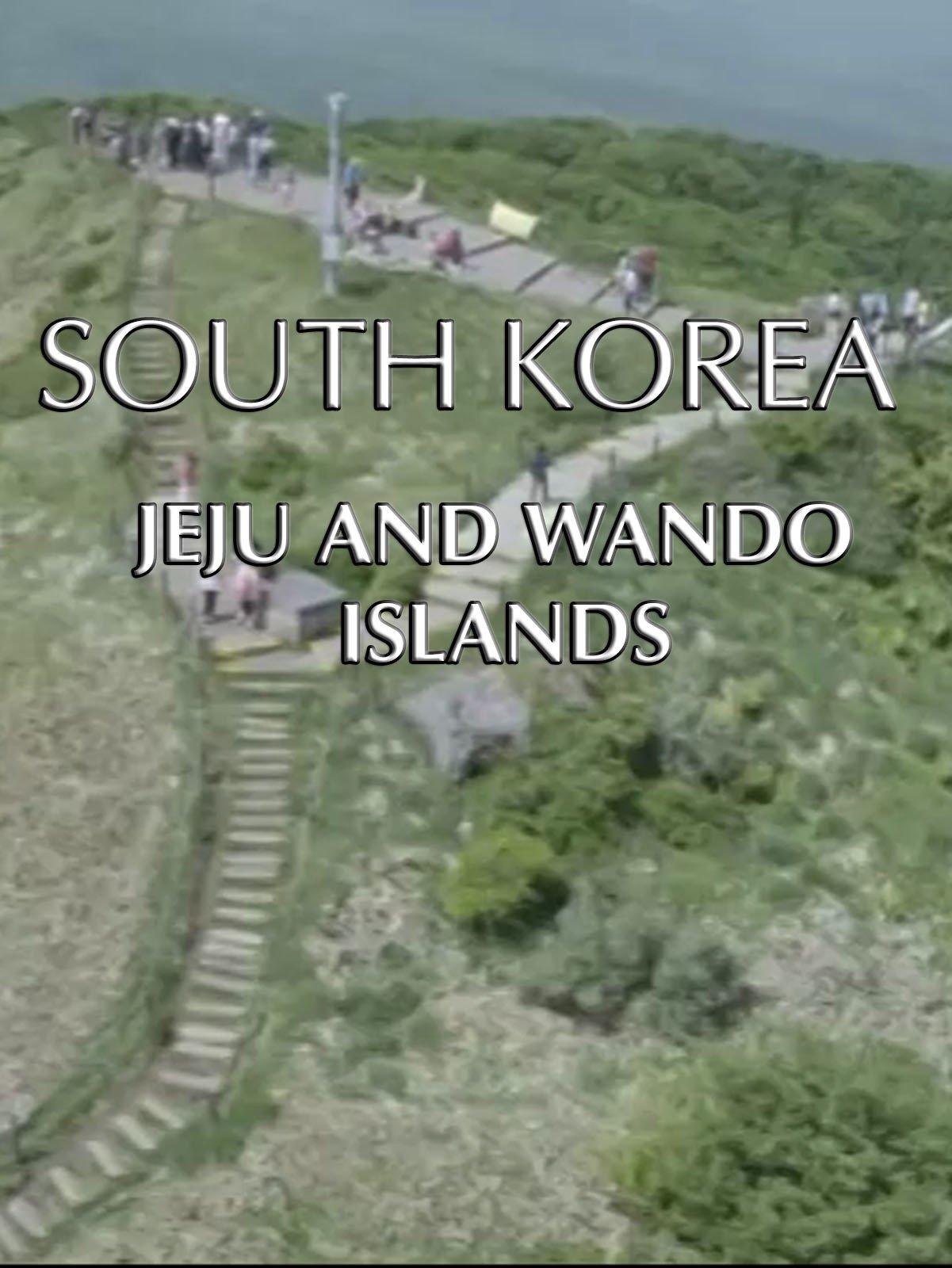 South Korea: Jeju and Wando islands on Amazon Prime Video UK