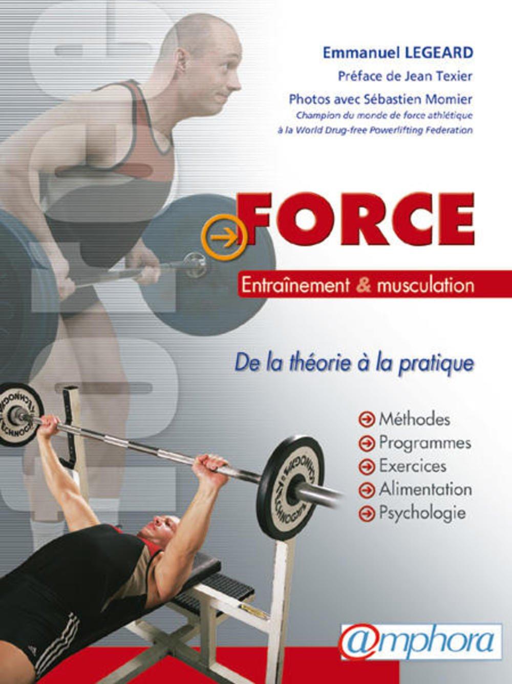 Musculation la m thode 5x5 - Programme prise de force developpe couche ...