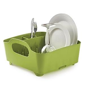 umbra tub dish drying rack review
