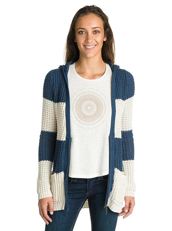Roxy Womens Rocky Stone Sweater Sweatshirt