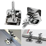 2 pc of Screen Frame Butterfly Hinge Clamp for Silk Screen Printing Sturdy Quality 009022, screws NOT included