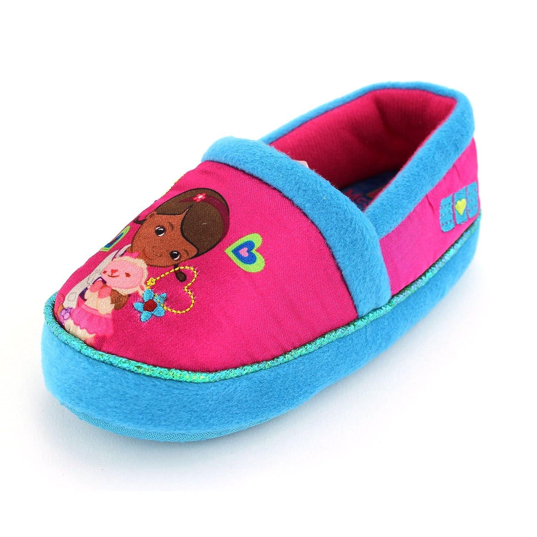 Doc McStuffins Toddler Kids A-Line Slippers doc mcstuffins jingle bell doc