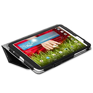 MoKo LG G Pad 8 3 Case - Slim Folding Cover Case with Built