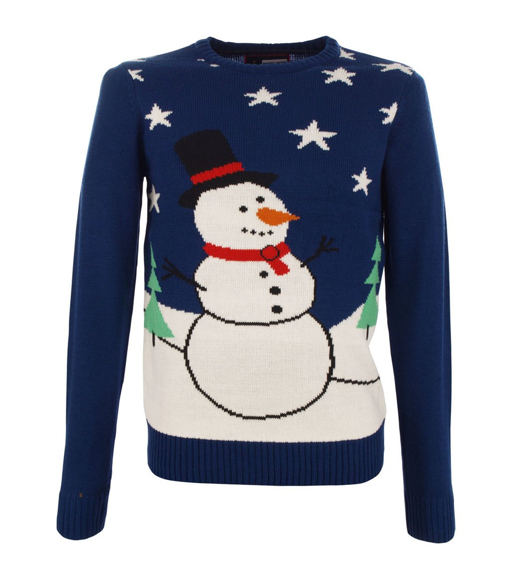 Snowman Novelty Christmas Jumper