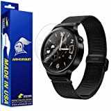 Huawei Watch Screen Protector [2 Pack], ArmorSuit MilitaryShield Anti-Bubble Screen Protector for Huawei Watch -HD Clear Anti-Bubble